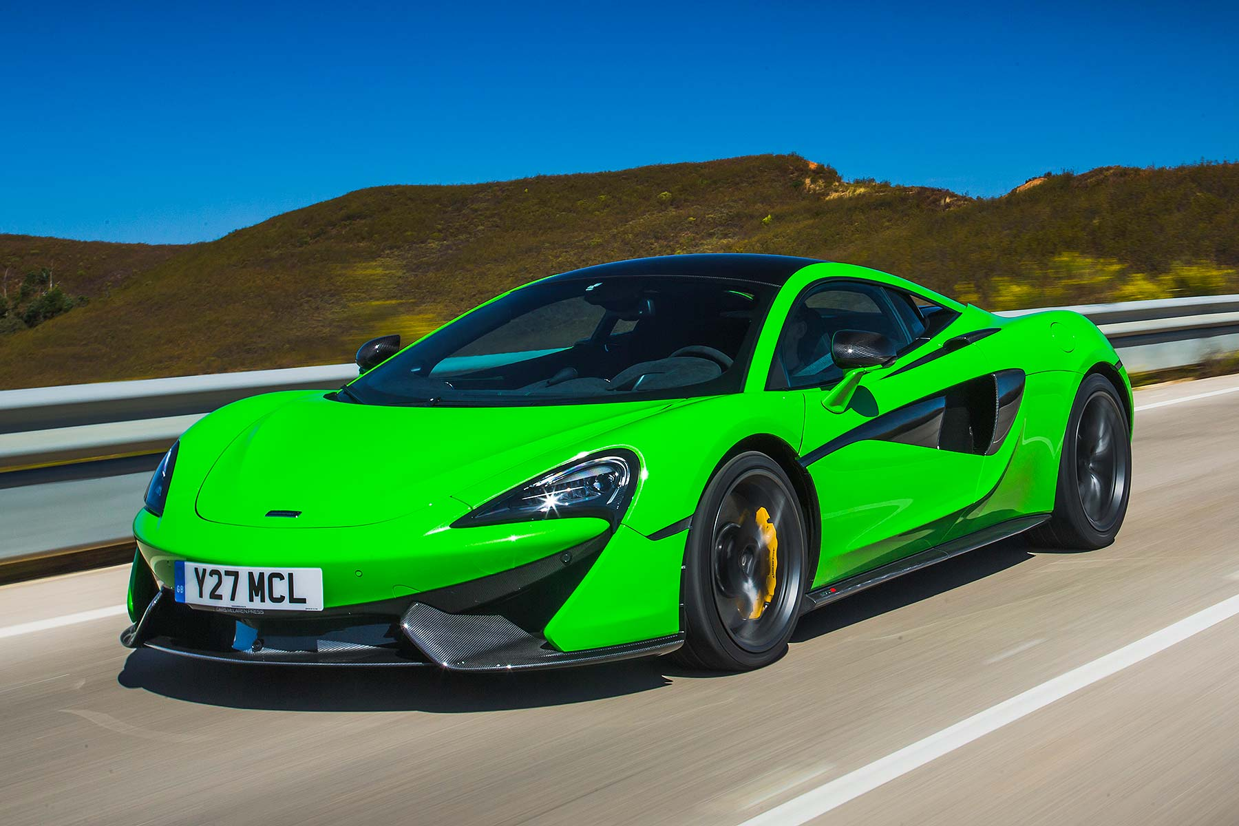 New McLaren 570S Review 2015 First Drive  Motoring Research