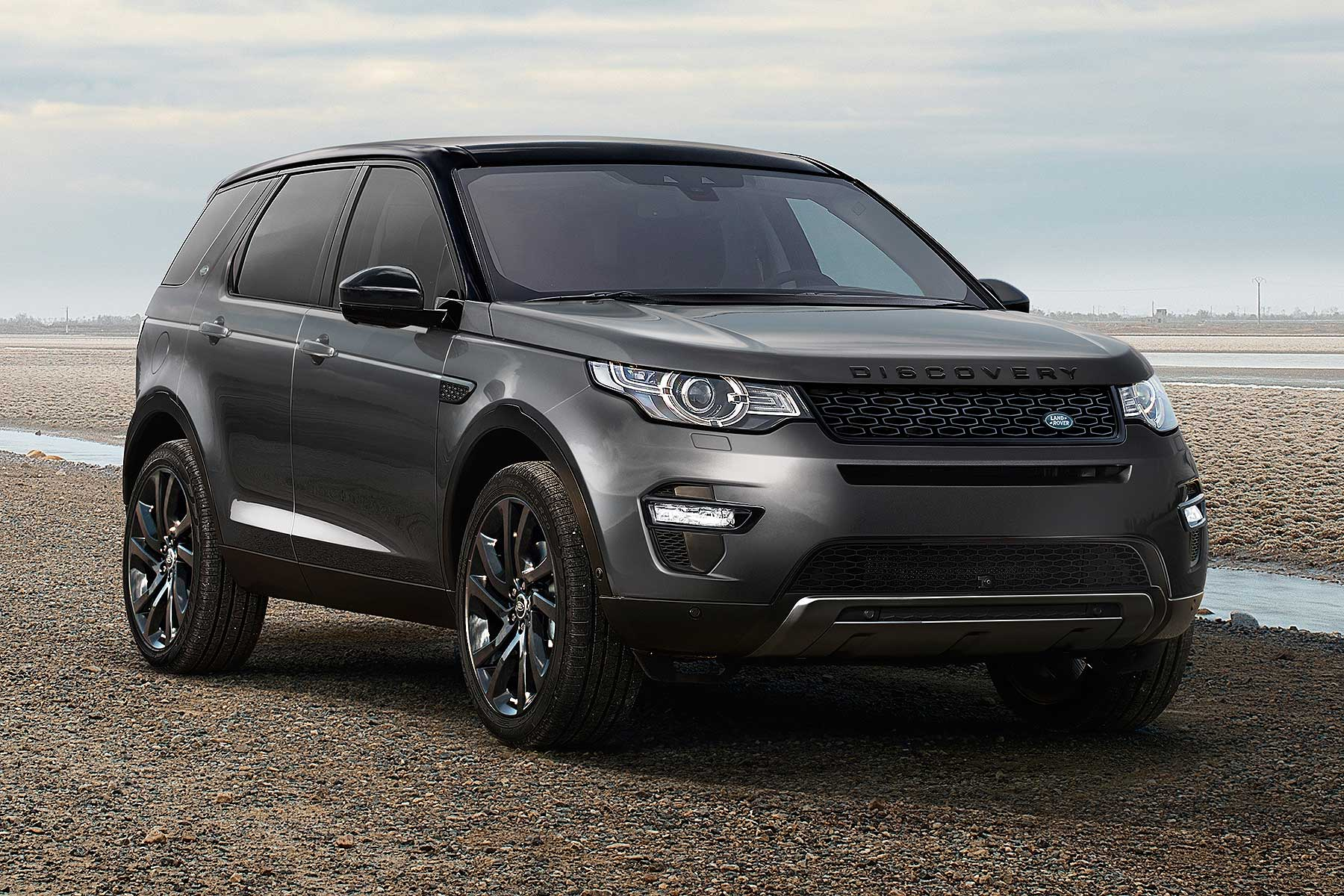 2017 Land Rover Discovery Sport In Addition Range Rover