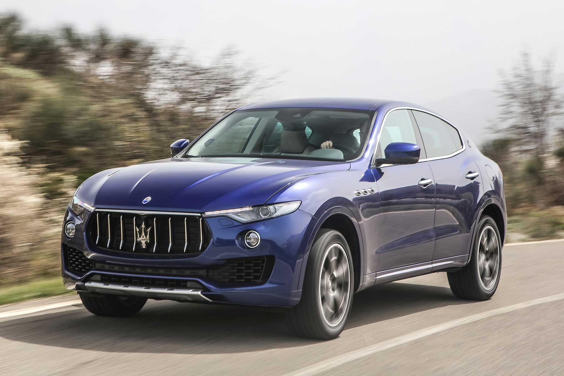 2016 maserati levante review can maserati really make a suv. Black Bedroom Furniture Sets. Home Design Ideas