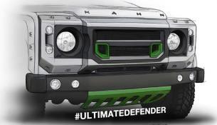 Kahn Ultimate Defender teaser