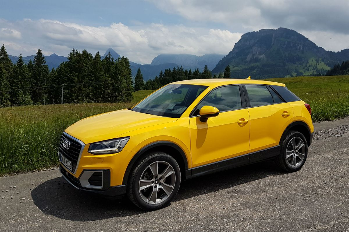 2016 Audi Q2 review: what's not to like?