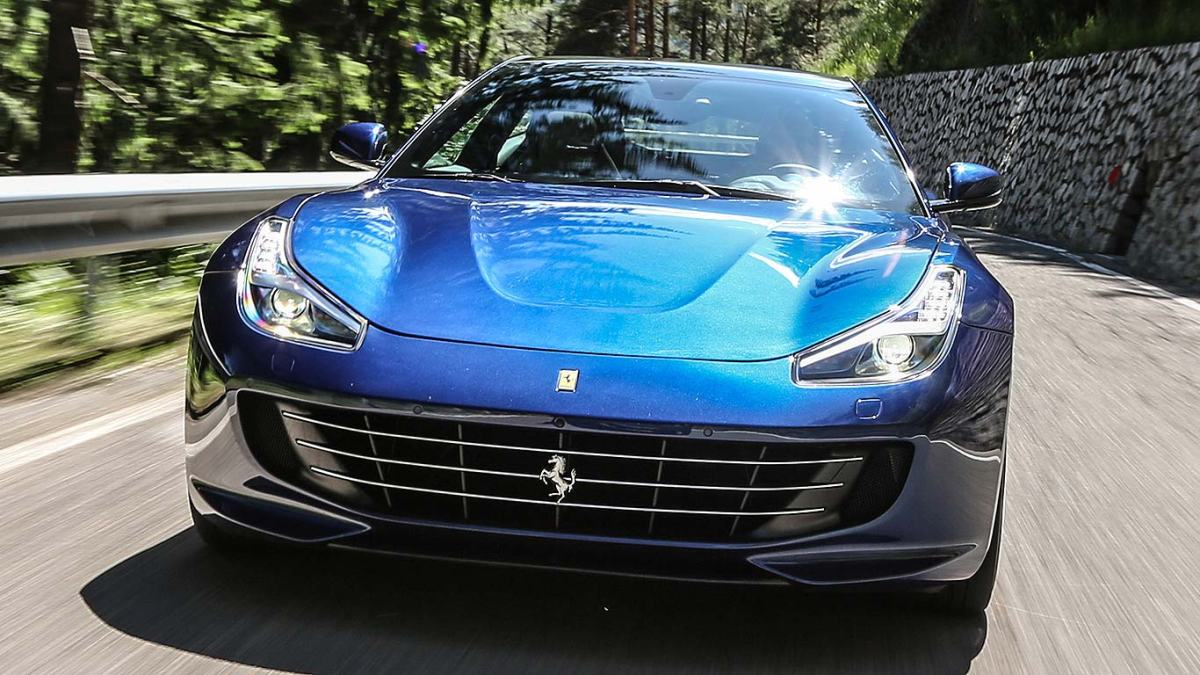 2016 Ferrari GTC4Lusso review: the fastest four-seater (a lot of) money can buy