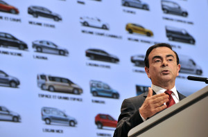 Chairman and CEO of the Renault-Nissan A