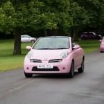 2015 Simply Pink Cavalcade - Nissan Micra Convertable
