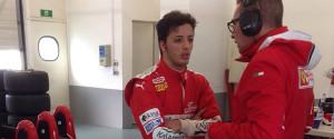Antonio-Fuoco-test-Ferrari