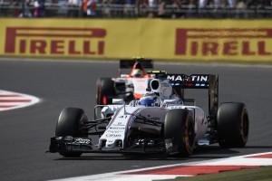 bottas GP GRAN BRETAGNA F1/2015