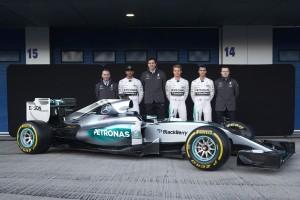 F1 W06 Hybrid 2015