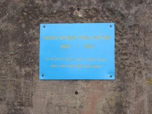 Denys George Finch Hatton Grave