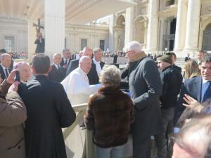 Sesti e Papa Francesco