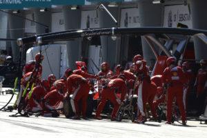 GP MALESIA F1/2016 ferrari