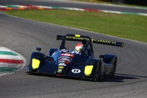 Davide Uboldi (Eurointernational, Ligier JS Evo 2 E CN2 #8)