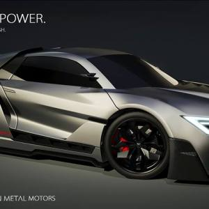 Bengaluru based Mean Metal Motors promises India's first hybrid super-car with 750 bhp