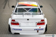 BMW 320i WTCC Rear Wing