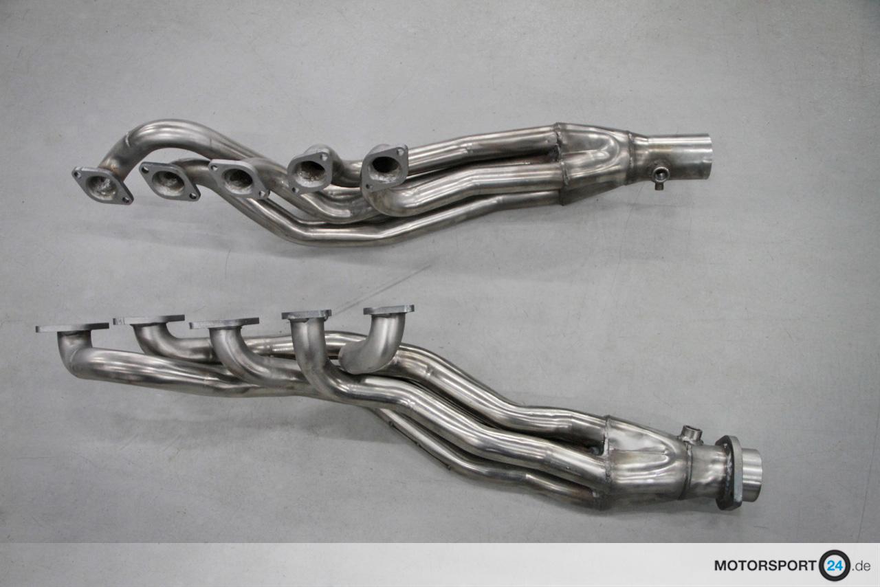 Fächerkrümmer für BMW M5 E60 / M5 E61 | BMW M Tuning ...