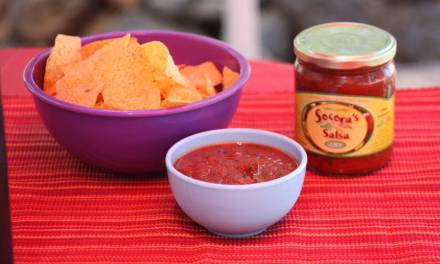 Our Own 'Green Grower' Chuck Majors  Expands Salsa Sales to Lassen County 707-994-5043