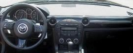 Mazda Miata Cockpit