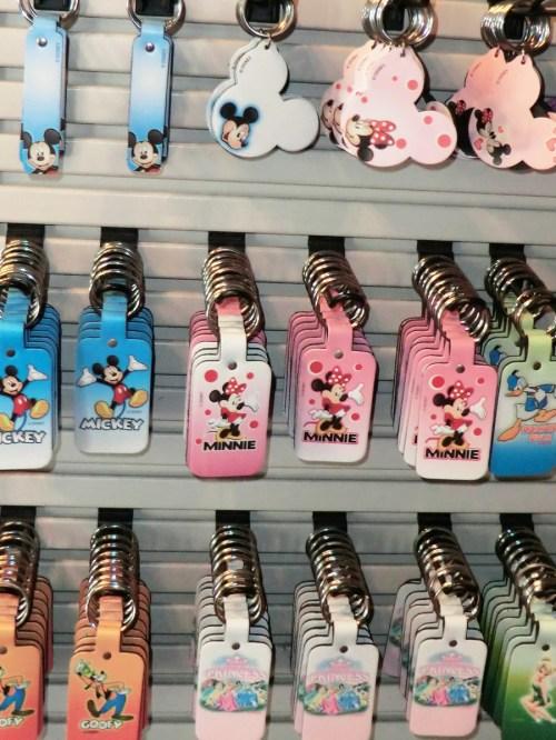 Medium Of Disney Luggage Tags