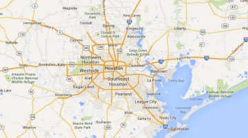 Houston Moving Service Area