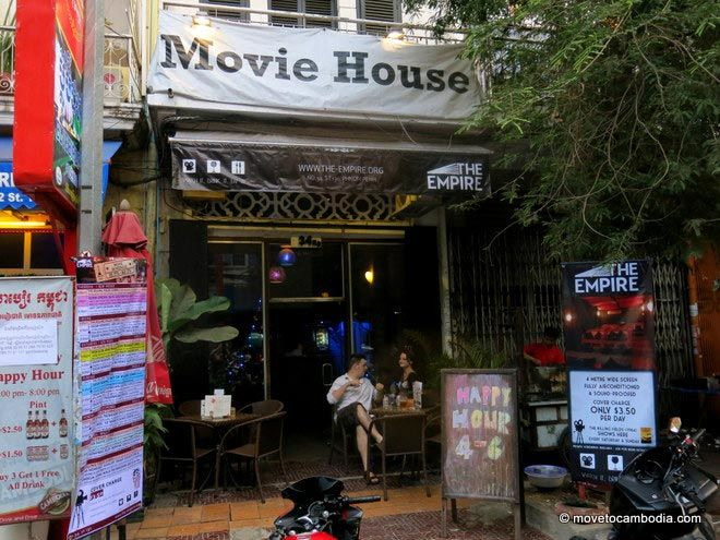 Empire Movie House Phnom Penh