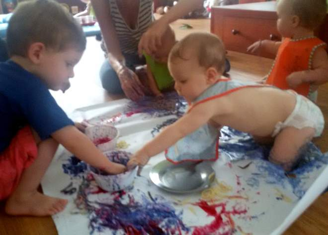 Kids playgroup