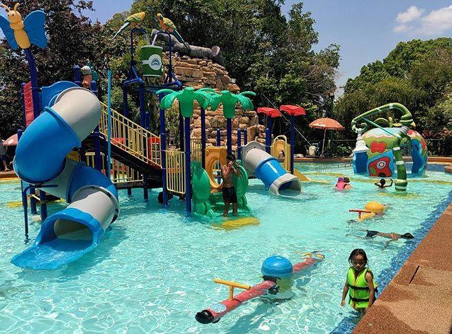 Ly La Sport and Recreation Center pool Phnom Penh