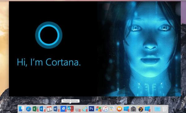 Cortana para Mac
