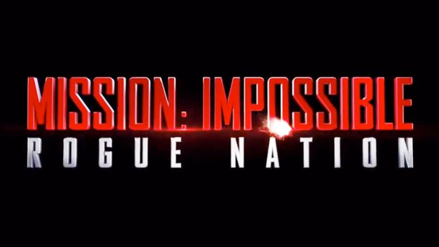 MISSION IMPOSSIBLE: ROGUE NATION REVIEW