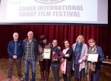 Sahar International Short Film Festival Winners