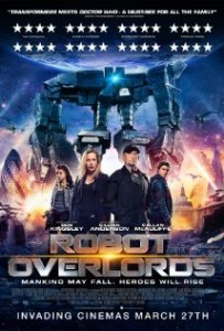 Robot Overlords movie review