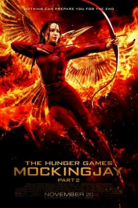 The Hunger Games: Mocking Jay Part 2 movie review