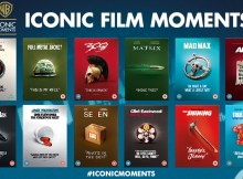 Warner Bros Iconic Film Moments