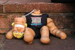 Stretch Armstrong: The first of many Hasbro toy based films