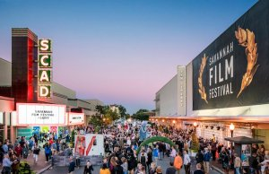 SCAD Savannah – Fall 2016 – Savannah Film Festival – Opening Night – Street Party – Trustees Theater –