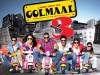 Golmaal 3 – 107 crores (Blockbuster) Golmaal 3 was received mixed to negative response worldwide. However, the film was eventually declared a   blockbuster at the box office and is currently the ninth highest grossing Bollywood film according to worldwide   gross collections