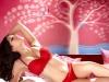 Sunny Leone in Red Hot Bikni in Jism 2