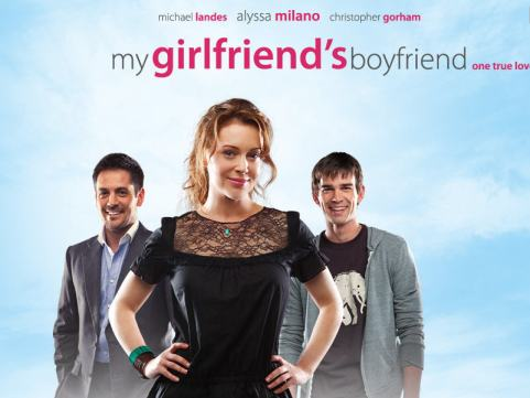 My Girlfriend's Boyfriend Movie Poster