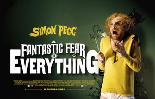 A Fantastic Fear of Everything Movie Poster and Trailer 2012