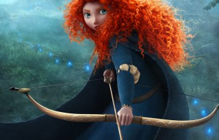Brave Poster And Trailer 2012