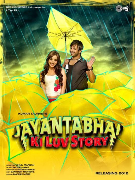 JAYANTABHAI KI LUV STORY Poster