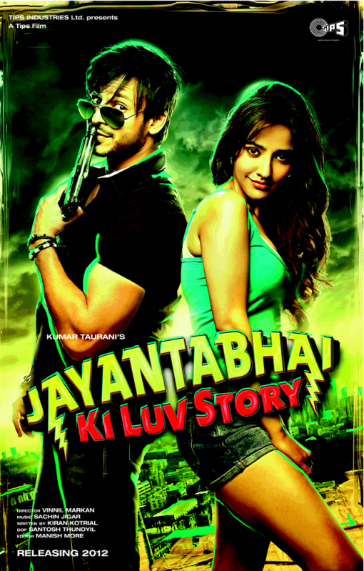 JAYANTABHAI KI LUV STORY Movie Poster 2012