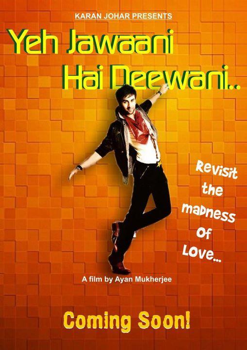 Yeh Jawani Hai Deewani Poster