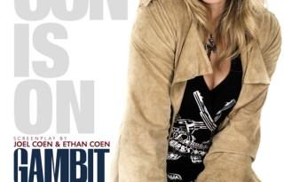 Gambit Movie Poster 2013