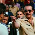 Sanjay Dutt As Police wala Look of the movie Zilla Ghaziabad