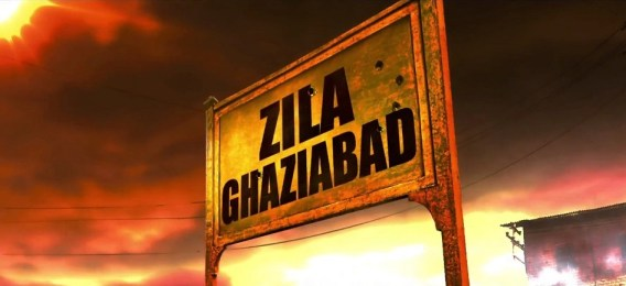 Zila Ghaziabad Movie Poster 2013