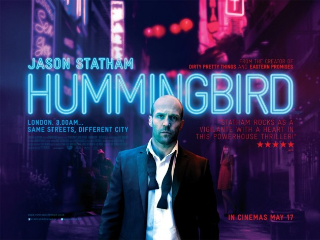 Hummingbird Movie Poster 2013