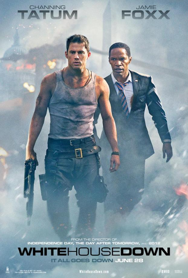 White House Down Movie Poster 2013
