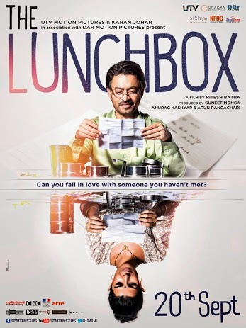 Lunchbox Movie poster 2013