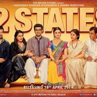 2 States - Latest Poster Starring Alia Bhatt and Arjun Kapoor