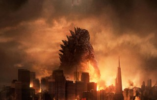 Godzilla Movie Poster 5