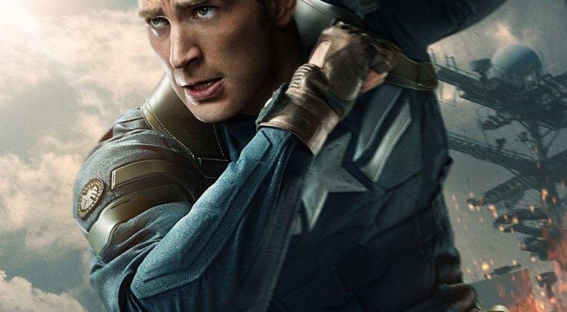 Captain America The Winter Soldier Poster 7